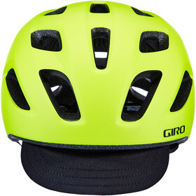 Giro Cormick Casque, matte hlght yellow/black